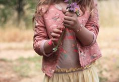 Louise Misha SS14 moda infantil, se respira el verano http://www.minimoda.es  Lovely new summer collection