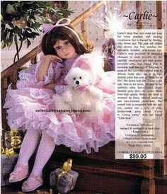 "Carlie, 19"", by Peggy Dey"