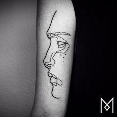 Mo Ganji, artiste tatoueur - Journal du Design