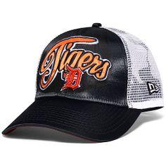 Women's San Francisco 49ers New Era White Glitter Glam 9FORTY Adjustable Hat