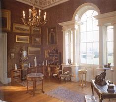 "castle Howard ""Museum Room"""