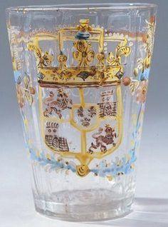 UN ABRIL ENCANTADO: cristal de bohemia de Praga