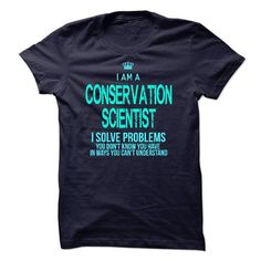 Im A/An CONSERVATION SCIENTIST - #tee ideas #crewneck sweatshirt. BUY-TODAY => https://www.sunfrog.com/LifeStyle/Im-AAn-CONSERVATION-SCIENTIST-31842690-Guys.html?68278