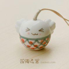 $7.95 hand-made ceramic jewelry / pendant / car hanging / cute cute gift-ZZKKO