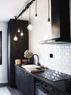 Franklin Chandelier hanglamp | Menu | Hanglamp, Zwarte