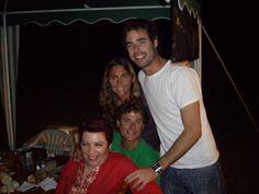 Mi cumple 30 con mi mama, Rafa y Caro