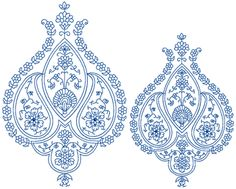 """Ornament 2 for 5""""x7"""" & 6""""x10"""""""