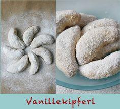 PAMK die besten Vanillekipferl Post aus meiner Küche