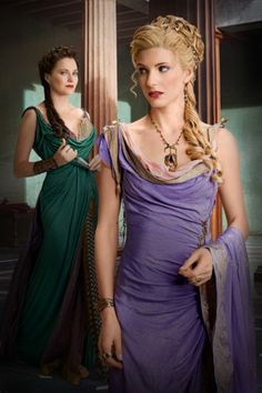 ilithyia spartacus dresses - Google Search