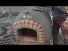 How to Build a Portuguese Wood Fired Brick Pizza Oven - All