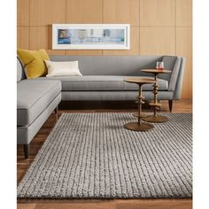 Cardiff Rug In Mink Rugs Solid Rugsmodern Sectionalcustom Rugsnew Furnitureliving Room