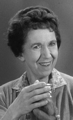 "Hope Summers (Actress) 1896-1979 Best known for her role of Aunt Bea's friend and neighbor  ""Clara"" on the Andy Griffith Show"