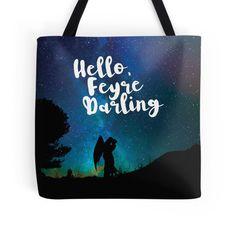 Hello, Feyre Darling - ACOMAF