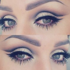 I wish I was good with eyeshadow. #eyes #beauty #makeup