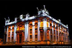 Palácio Olímpio Campos, Aracaju - Sergipe