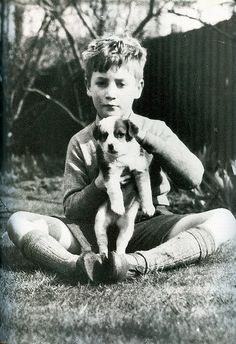 Young John Lennon by rising70, via Flickr