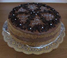 Orechová torta s parížskym krémom a šľahačkou (fotorecept) - obrázok 11