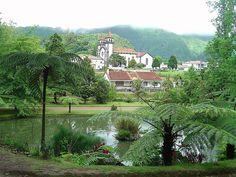 Parque_Terra_Nostra - Açores - Portugal
