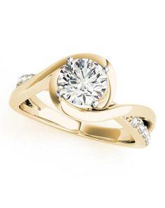 Allurez - Customized Rings Engagement Ring