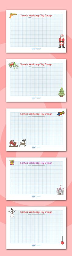 Twinkl Resources >> Christmas Toy Design Sheets >> Printable resources for Primary, EYFS, KS1 and SEN. Thousands of classroom displays and teaching aids! Topics, Christmas, Toys, Design, Worksheets