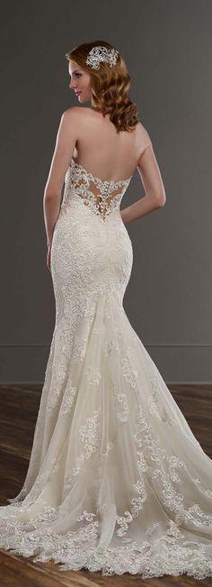 fd52bc74184e Martina Liana Spring 2016 Bridal Collection. Svadobné ŠtýlySvadobné  ŠatySvadobné ...