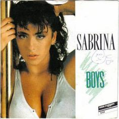 Boys Summertime Love 80's hit I remember the risqué music video! Boys boys boys!