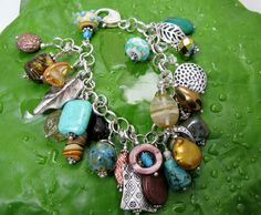 Charm bracelet donnaanndesigns@shaw.ca