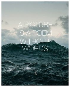 i dont exactly understand poems though iread a lot of boks,.but i feel pictures carry more emotions rather than words Photographer Quotes, Words Quotes, Sayings, Hurt Quotes, Quotes About Photography, Photography Words, Ocean Photography, Motivational Posters, The Words