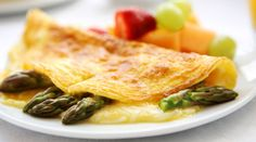 Springtime Asparagus Omelet