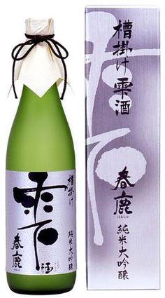 Harushika - Junmai Daiginjo/Shizuku Sake