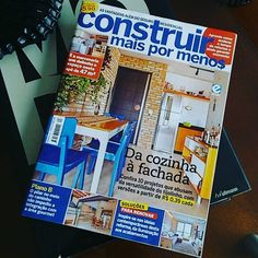 """Já está disponível nos meus sites, acesse e faça o download: http://www.mhomeconsultoria.com/#!blank/p7ecv http://www.murilogrilo.com/#!blank/elc0k Mais um projeto desenvolvido pelo arquiteto, urbanista e personal stylist Murilo Grilo (www.murilogrilo.com), para a revista """"Construir Mais por Menos"""", da editora Escala."""