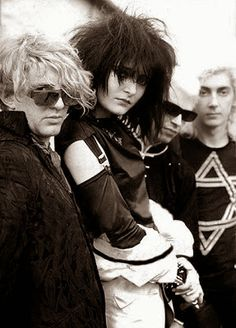 SONIDO UNDERGROUND: Siouxsie & the Banshees (Biografia)