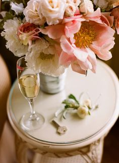 Wedding at the Carlyle Hotel, in NYC, amongest dearing people, lovely flowers, great environment.