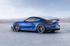 Porsche Cayman GT4: This Is It