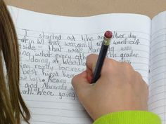 The Teacher Studio - Learning, thinking, creating Kids Writing, Teaching Writing, Writing Ideas, Common Core Curriculum, Learning Environments, Fourth Grade, Optimism, Blog Entry, Language Arts