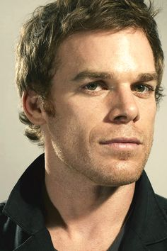 Michael C. Hall = perfection.