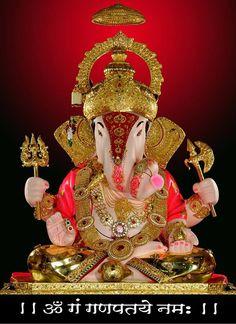 Dagadusheth Halwai Ganapati (PUNE) ''पुणे '' Largest Collection of Lord Ganesha on the Planet Sri Ganesh, Ganesh Lord, Lord Shiva, Ganesh Images, Ganesha Pictures, Dagdusheth Ganpati, Ganpati Bappa Wallpapers, Ganpati Picture, Saraswati Goddess