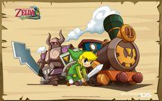 The Legend of Zelda: Spirit Tracks #Nintendo Source: www.puissance-zelda.com
