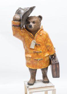 Paddington Bear Statues Have Taken Over London