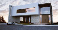 CASA EN VENTA EN VILLAMONTAÑA $24,000,000 PESOS Área Construida:608 m2 Área del Terreno:800 m2 Medida de Frente:15.43 m Recámaras:3 Baños:4 Medios Baños:1