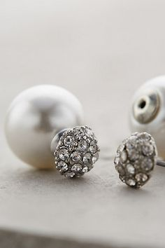 I love these reversible Studs #anthrofave