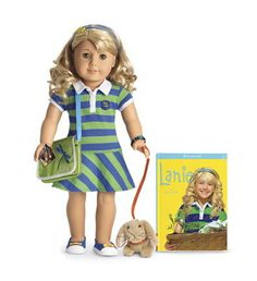 Lanie, American Girl's 2010 doll/girl of the year