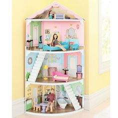 Universe of Imagination Corner Dolls House