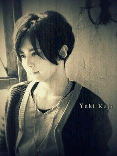 Kaji Yuki.