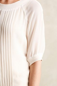 Blouses for work: Macon Blouse - anthropologie.com #anthrofave