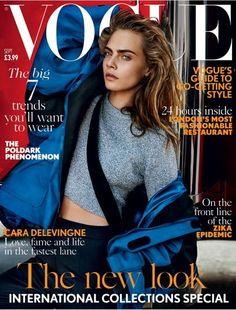 Vogue UK September 2016