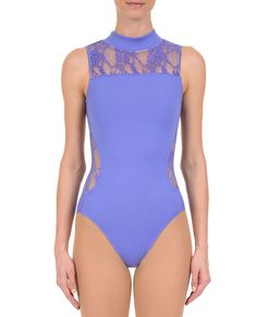 Shop Danskin.com for Women's Dance NYCB Mock Turtle Neck Lace Back Leotard and see the entire selection of Women's Tops.