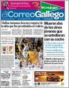 kiosko warez - Descargar El Correo Gallego - 04 Noviembre 2013 - PDF - IPAD - ESPAÑOL - HQ
