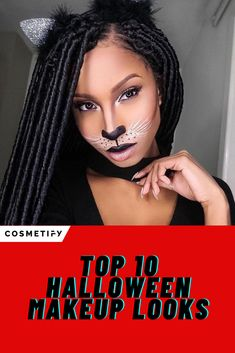 Here at Cosmetify we're showcasing the 10 best looks for Halloween. Whether you're experimenting with something new this year or looking to perfect your usual go-to classic, we've got you covered with these Halloween makeup ideas.