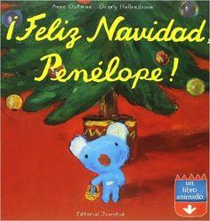 Feliz Navidad, Penelope: Amazon.es: Gutman - Hallensleben: Libros